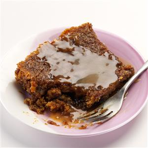 Warm Sticky Toffee Pudding Recipe