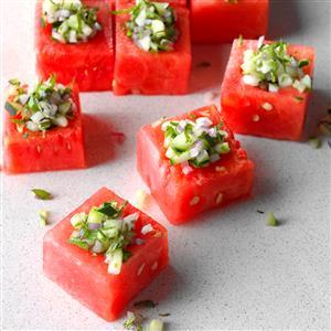 Watermelon Cups Recipe