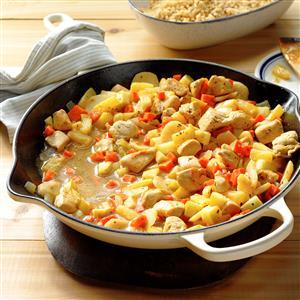 Weeknight Chicken Chop Suey Recipe