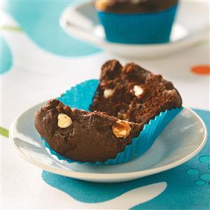 White Chocolate Chip Muffins Recipe
