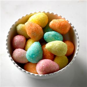 White Chocolate Easter Egg Candies Recipe