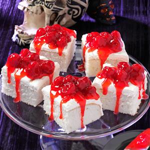 White Fright Cake Recipe