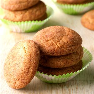 Whole Wheat Snickerdoodles