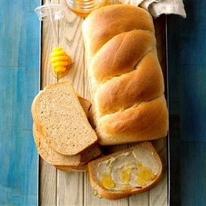 Wholesome Wheat Bread Recipe