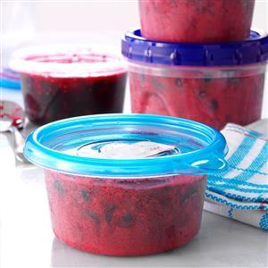 Wild Berry Freezer Jam Recipe
