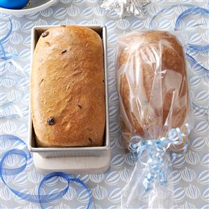 Wild Rice & Cranberry Loaves