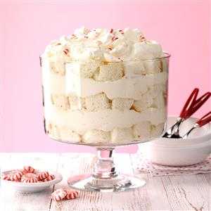 Winter Wishes Trifle Recipe