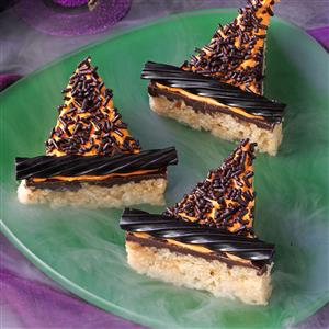 Witch Hat Treats Recipe