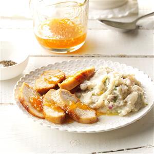 Zesty Apricot Turkey Recipe