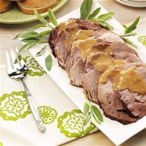 Zesty Beef Roast Recipe