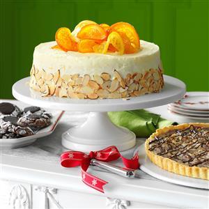 Zesty Citrus Cake Recipe