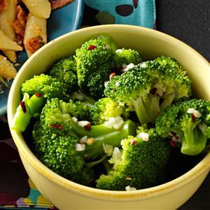 Zesty Garlic Broccoli Recipe