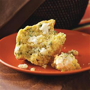 Zesty Jalapeno Corn Muffins Recipe