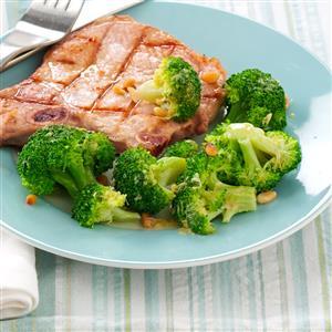 Zesty Lemon Broccoli Recipe