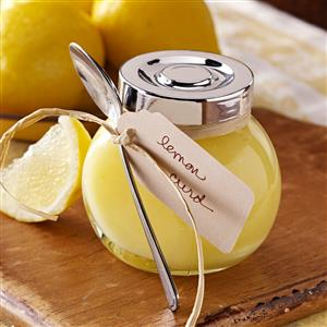 Zesty Lemon Curd Recipe