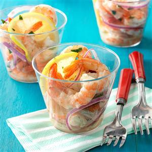 Zesty Marinated Shrimp Recipe