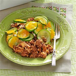 Zucchini Italiano Recipe
