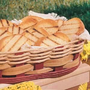 Grilled Garlic Bread Recipe