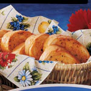 Herbed French Butter Bread Recipe