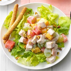 Summer Splash Chicken Salad Recipe