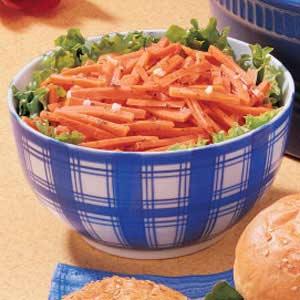 Pickled Carrot Salad Recipe