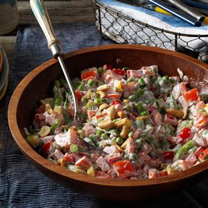 Veggie Lovers Combo Salad Recipe