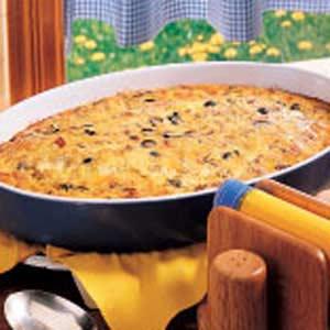 Black Hills Golden Egg Bake Recipe