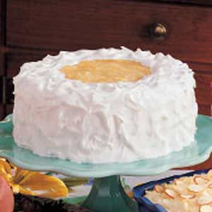 Pineapple Layer Cake Recipe