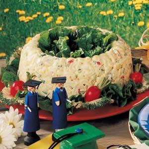 Graduation Macaroni Salad Recipe