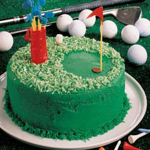 Hole in One Cake Recipe