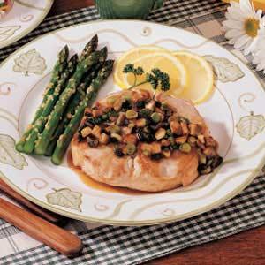 Asparagus with Sesame Recipe