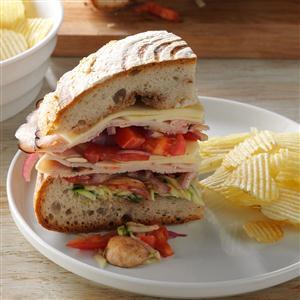Mighty Hero Sandwich Recipe