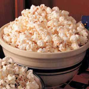 Candied Popcorn Snack Recipe