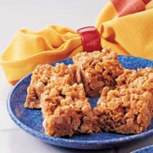Peanut Cookie Bars Recipe