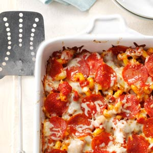 Pizza-Flavored Recipes