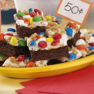 Fun Marshmallow Bars Recipe
