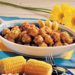 Fried Fish Nuggets Recipe