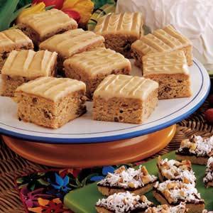 Banana Snack Cake Recipe