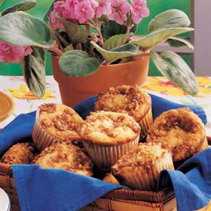 Mini Coffee Cakes Recipe