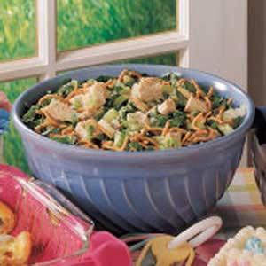 Crunchy Turkey Salad Recipe