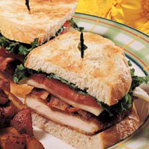 Sourdough Chicken Sandwiches Recipe