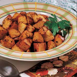 Skillet Red Potatoes Recipe