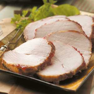 Cranberry Pork Roast Recipe