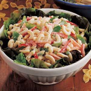 Asian Pasta Salad Recipe