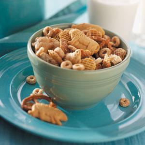 Critter Crunch Recipe