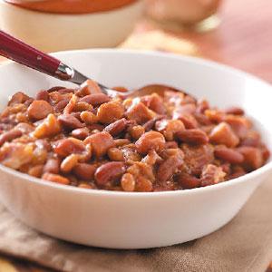Smoky Beans Recipe