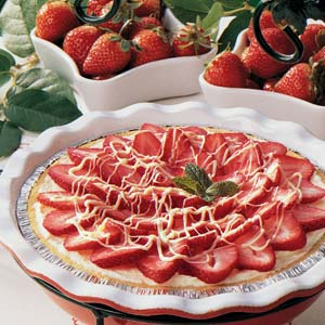 White Chocolate Berry Pie Recipe
