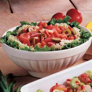 Catalina Tomato Salad Recipe