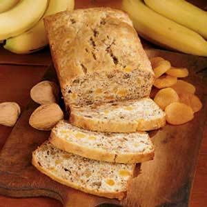 Apricot Banana Bread Recipe
