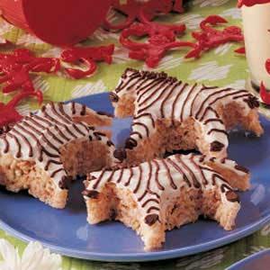 Zebra Sweets Recipe